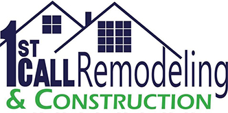 1st Call Remodeling & Construction Logo
